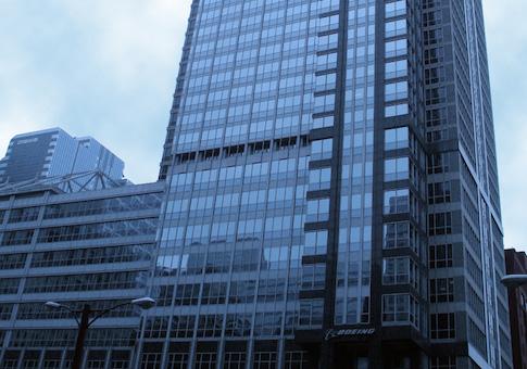 Boeing international headquarter