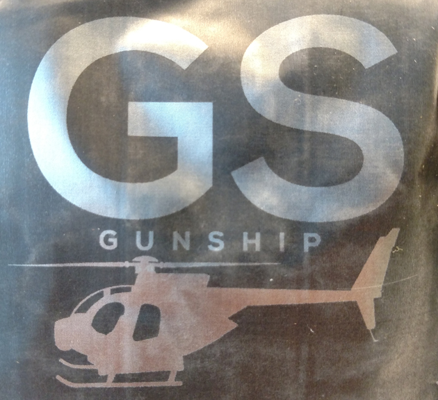 Gunship / Stephen Gutowski