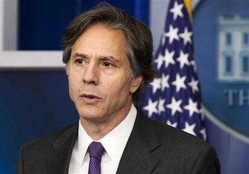 Deputy Secretary of State Tony Blinken