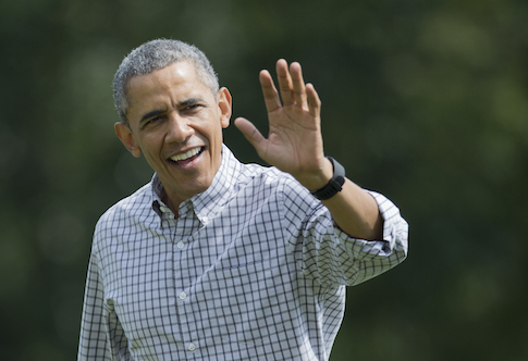 President Barack This Sunday Was Seen Not Wearing His Wedding Ring Ap