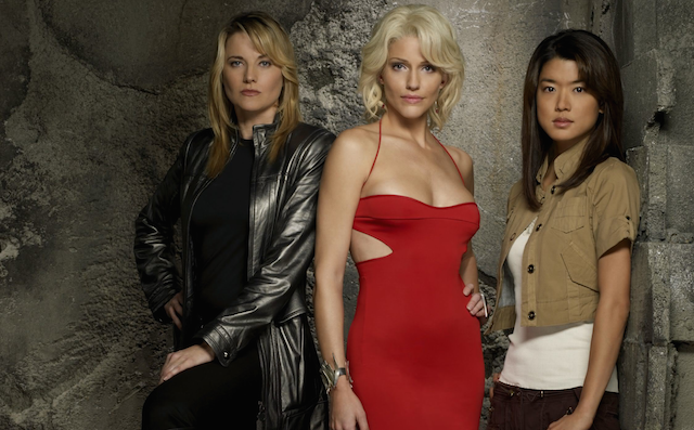 Cylon ladies look better they just do