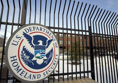 Homeland Security Department headquarters