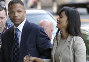 Jesse Jackson Jr. and his wife Sandi