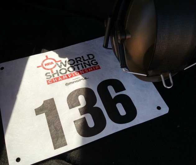 My WSC Badge / Stephen Gutowski