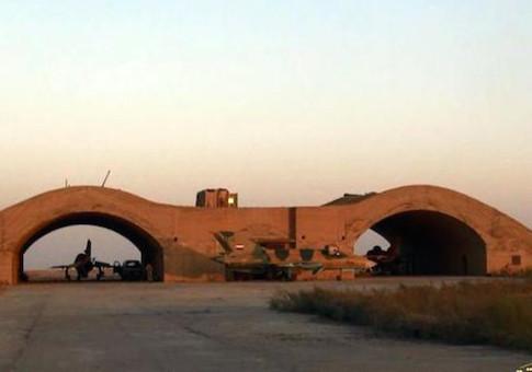 Captured Syrian Su-22s / Iraqi News