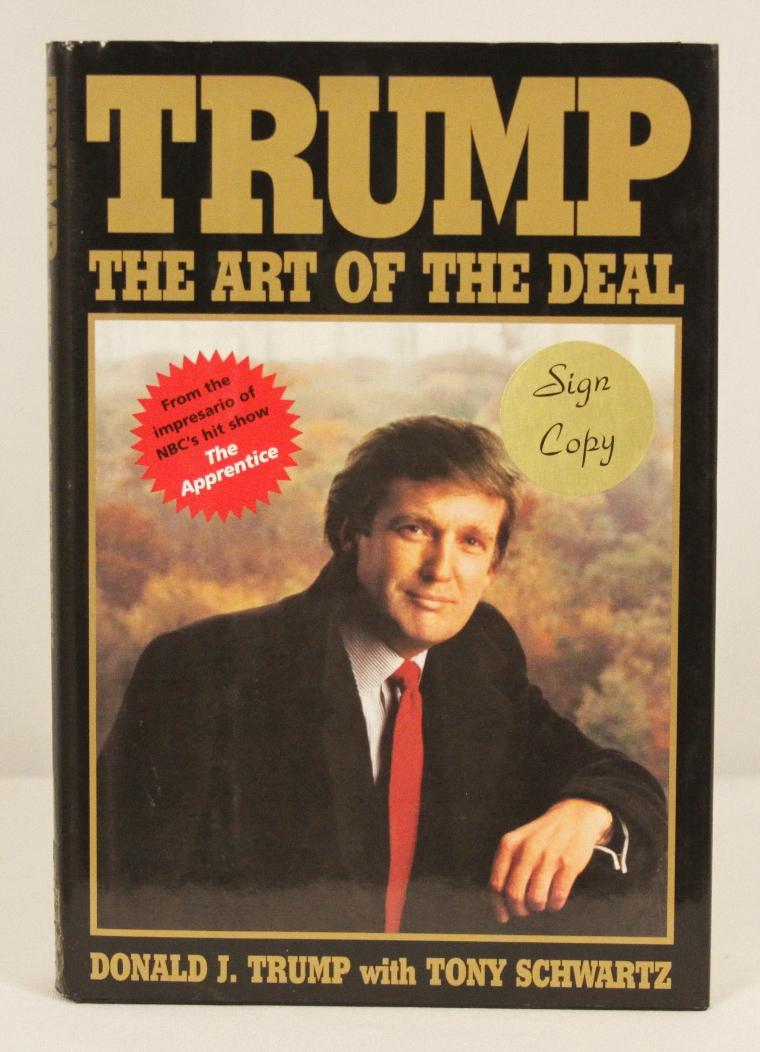 trump art of deal