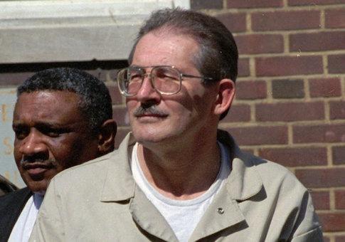 Former CIA agent Aldrich Ames