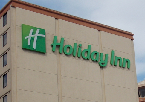 A Holiday Inn