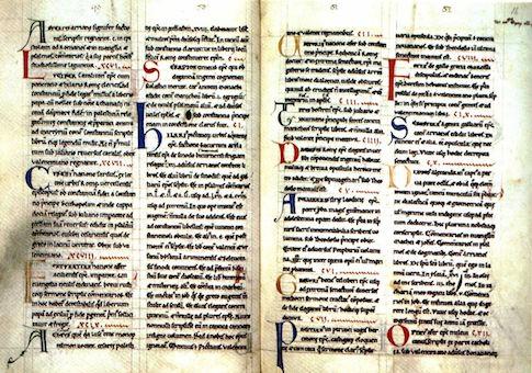 Illuminated Manuscript Wikimedia Commons