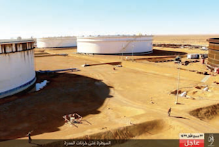 Sidra Oil Facility