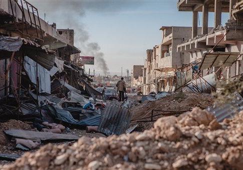 Iraq: Kurdish Peshmerga Control Sinjar After Driving Out ISIL With U.S. Airstrikes