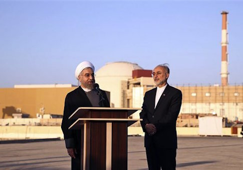 Hassan Rouhani, Ali Akbar Salehi