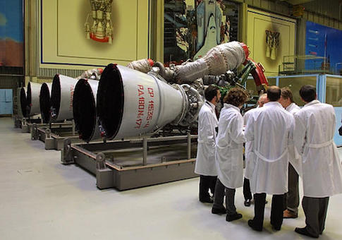 RD-180 engines