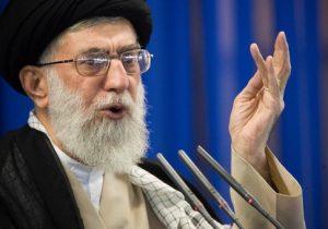 Iran's Supreme Leader Ayatollah Ali Khamene