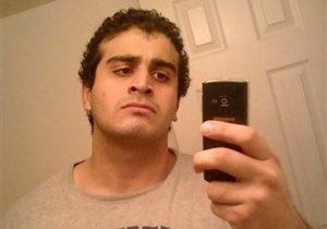 Undated photo of Omar Mateen