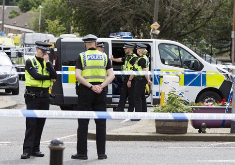 British MP critically wounded