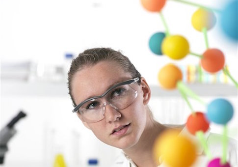 STEM woman