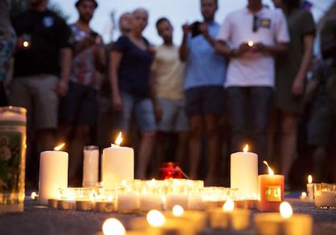 Nightclub Shooting Florida Vigil