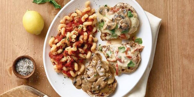 Carrabba's Italian Grill Facebook page