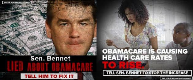 Bennet ads