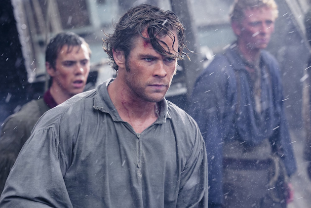 """Chris Hemsworth in """"In the Heart of the Sea"""""""