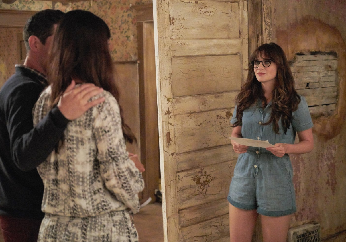 Still from the 'New Girl' season 6 premiere