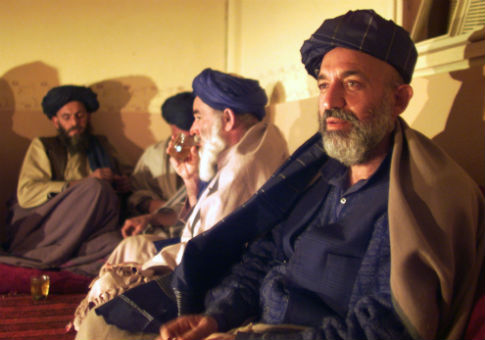 The Rise And Fall Of The Karzai Dynasty Washington Free
