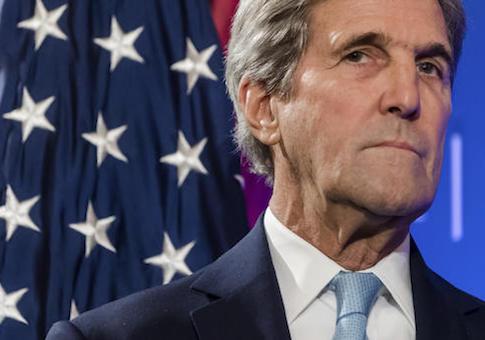 Secretary of State John Kerry / AP