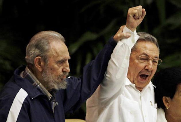 Raul Castro,Fidel Castro