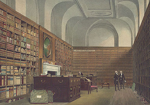 King's Library at Buckingham House