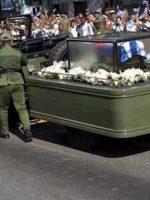 Castro death jeep