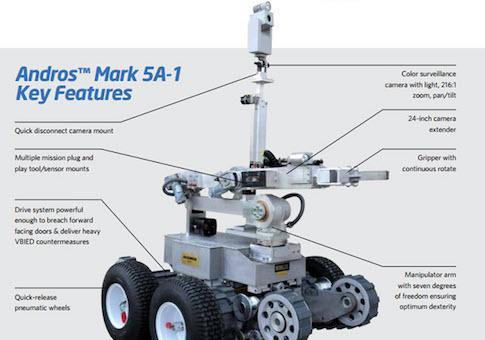 Remotec Androx Mark V A-1