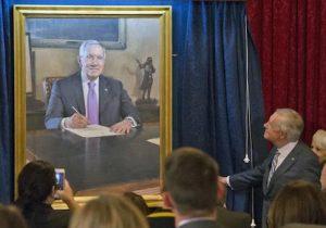 Senator Harry Reid portrait unveiling, Washington DC, USA - 08 Dec 2016