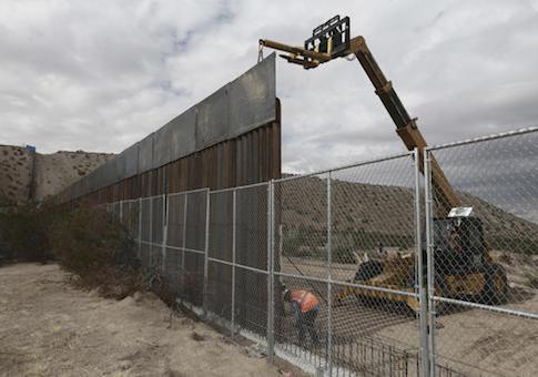 Mexico US Border