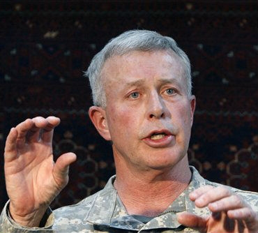 Ret. Gen. David McKiernan / AP