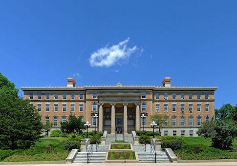 U-W Agriculture Hall