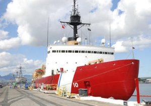 Icebreaker Antarctica
