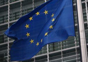 European Union flag /