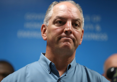Louisiana Gov. John Bel Edwards