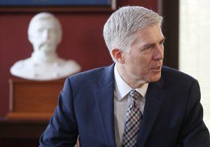 Supreme Court nominee Judge Neil Gorsuch