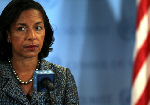 Report: Letter From McMaster Said Susan Rice Could Keep Her Top