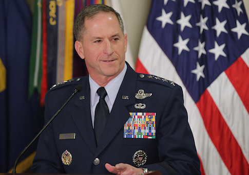 Gen. David Goldfein