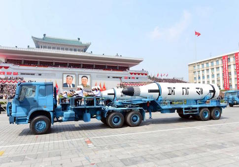 KN-11 launcher