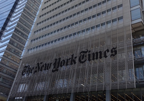 On Second Try Nyt Apologizes For Anti Semitic Cartoon Washington