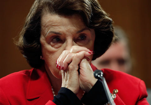 Sen. Dianne Feinstein (D., Calif.) / Getty Images