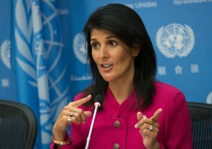 Nikki Haley / Getty Images