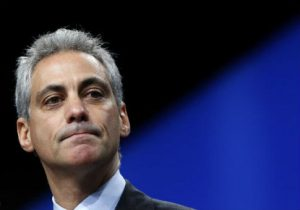 Rahm Emanuel / Getty Images