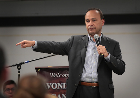 Democratic Rep. Luis Gutierrez Holds Community Town Hall In Chicago