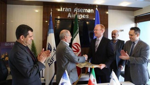 Iran Boeing
