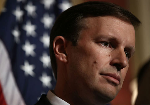 Sen. Chris Murphy (D., Conn.) / Getty